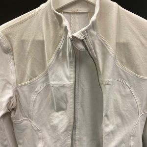 Lulu Lemon Zip Two tone Jacket